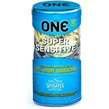 One Condoms Super Sensitive, 12-Pack