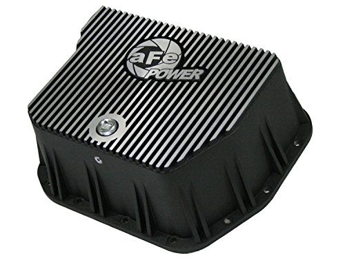 aFe Power 46-70052 Dodge Diesel Transmission Pan (Machined)