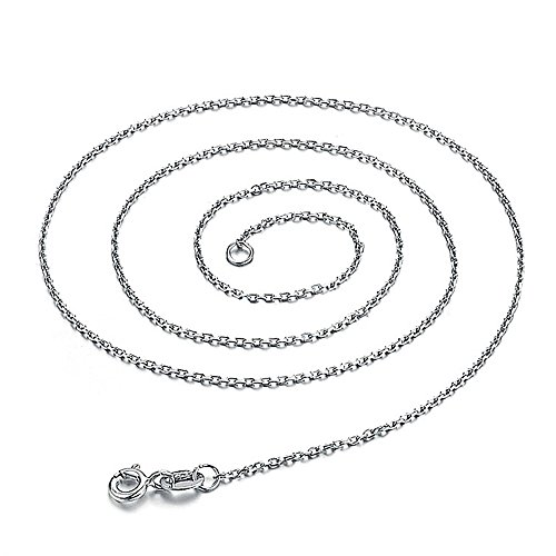 s925 Sterling Silver Singapore Cable Twisted Curb Solid Rolo Chain Italian Crafted Necklace,24