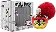 Perfume Nina Monsters Feminino Nina Ricci Eau de Toilette 50ml - Incolor - Único