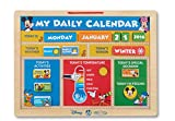 Melissa & Doug Disney Mickey Mouse Clubhouse My Magnetic Daily Calendar