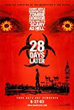 28 Days Later Movie Poster 18'' X 28''
