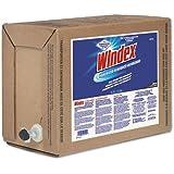 Diversey- Inc DRK 90122 Windex Amon-D Glass Cleaner Bg-N-Bx 5 Gl