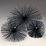 Chimney 23012 Round Duct Brush - 12 Inches