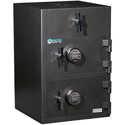 Top Loading Electronic Lock Commercial Depository Safe