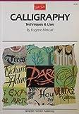 Calligraphy, Eugene W. Metcalf, 0929261100