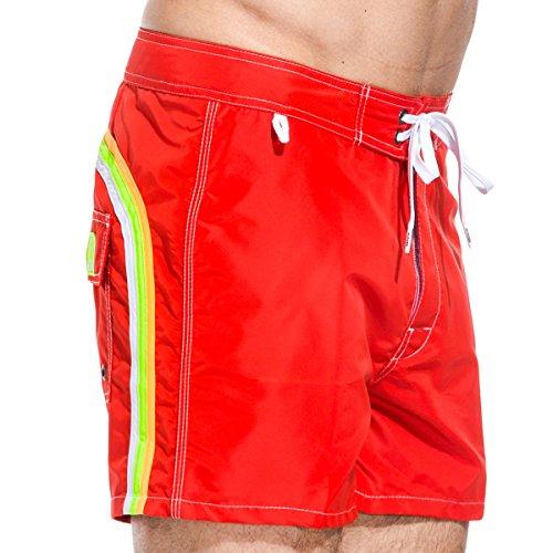 SUNDEK - Short de bain - Homme Multicolore Multicolore