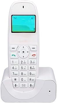 Teléfono Retro Teléfono Fijo inalámbrico Teléfono móvil Unicom Tarjeta de línea Fija inalámbrica para Personas Mayores: Amazon.es: Deportes y aire libre