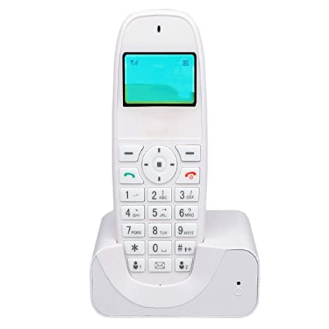 Teléfono Retro Teléfono Fijo inalámbrico Teléfono móvil ...