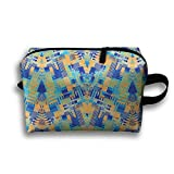 Unisex Pattern Interesting Makeup Printed Bag