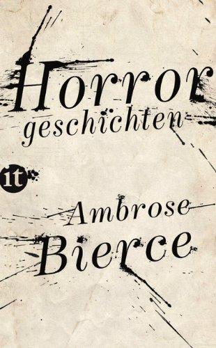 Horrorgeschichten (insel taschenbuch)