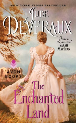 book cover of The Enchanted Land