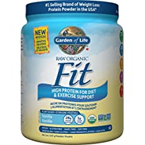 Save $5.00 on Garden of Life Raw Organic Fit High Protein