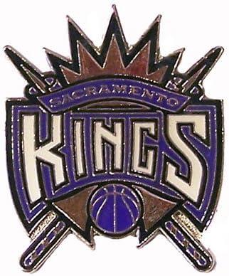 NBA Logo Pin