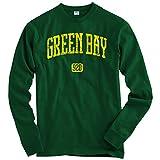 Smash Transit Men's Green Bay 920 Long Sleeve T-Shirt