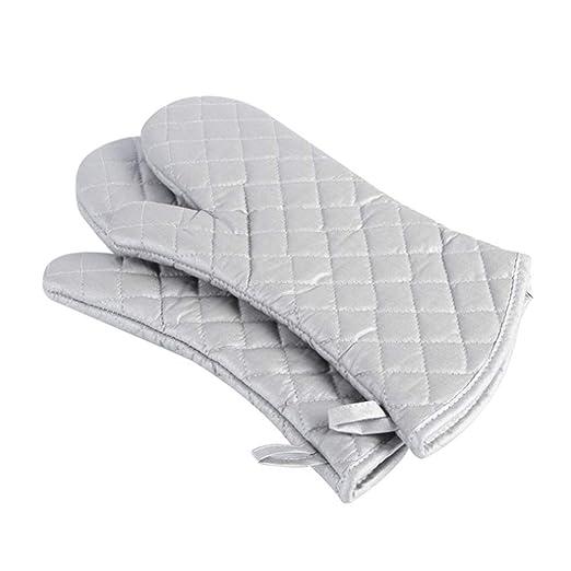 Faneli - Guantes de algodón con Revestimiento de Plata ...