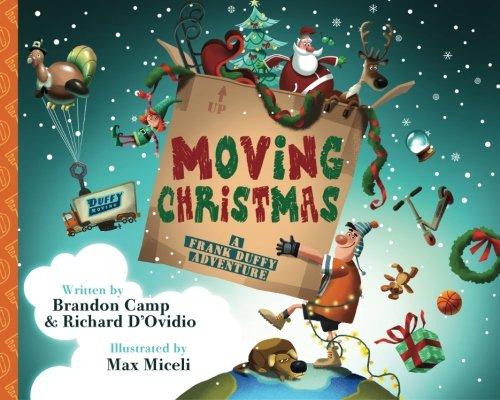 moving christmas a frank duffy adventure volume 1 brandon camp