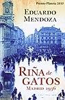 Riña De Gatos par Mendoza