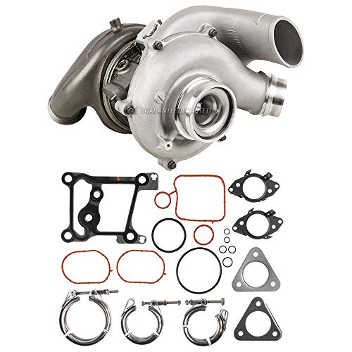Garrett Turbo Kit w/Turbocharger Gaskets For Ford F250 F350 6.7 Diesel 2011-14 - BuyAutoParts 40-80648GV NEW