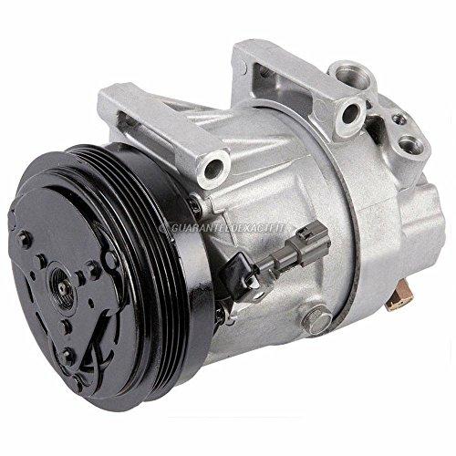 Nissan 240sx Ac Compressor (Remanufactured Genuine OEM AC Compressor & A/C Clutch For Nissan 240SX - BuyAutoParts 60-01365RC Remanufactured)