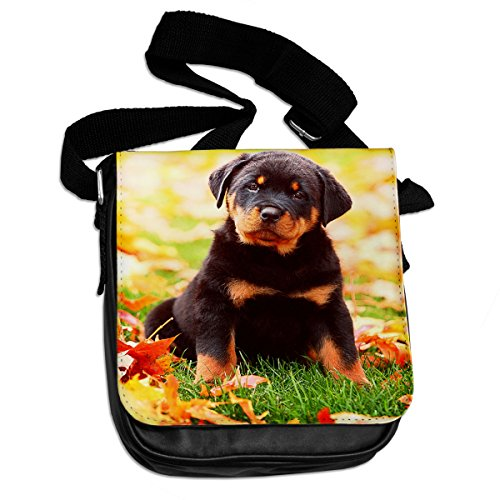 Rottweiler 257 Animal Puppy Shoulder Puppy Rottweiler Bag xY4nH1wdv1