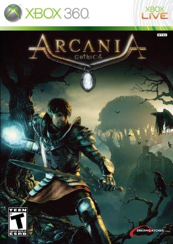 arcania quest - 1
