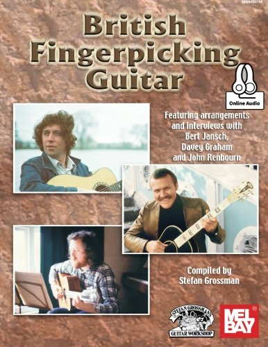 Fingerstyle Guitar Tab Songbook - British Fingerpicking Guitar