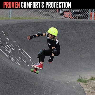 Triple 8 Saver Series Wristsaver II - Slide On Wrist Guard : Skate And Skateboarding Wrist Guards : Sports & Outdoors