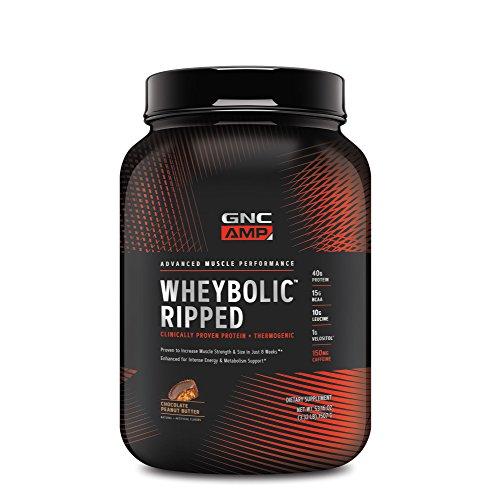 GNC AMP Wheybolic Ripped - Chocolate Peanut Butter