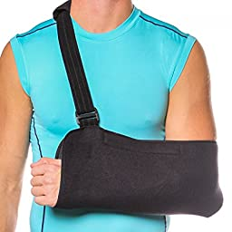 Rotator Cuff Shoulder Sling Immobilizer-L