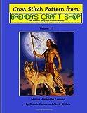 Native American Lookout - Cross Stitch Pattern, Brenda Gerace and Chuck Michels, 1499363109