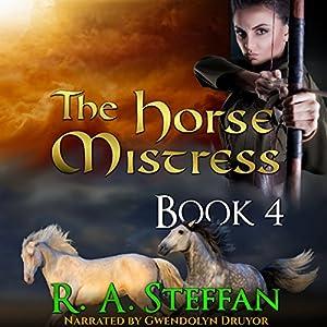 The Horse Mistress, Book 4 Audiobook