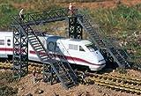 Piko 62032 Neustadt Footbridge Two Track