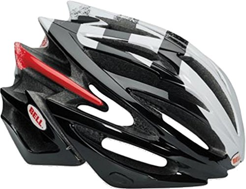 Bell Volt Bike Helmet (CSC White/Black Limited Edition, Small)