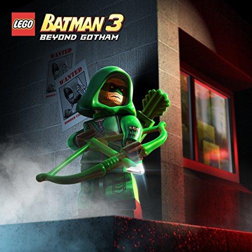 Lego Batman 3: Beyond Gotham Arrow Pack - PS4 [Digital Code] (Lego Batman 3 Beyond Gotham Playstation 4)