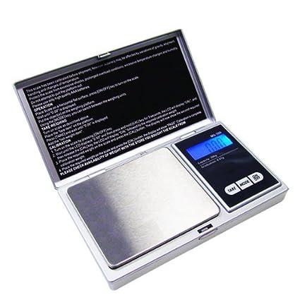 G & G MS de S 500 g/0,01 Báscula Digital de bolsillo