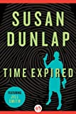 Front cover for the book Time Expired by Susan Dunlap