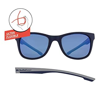 74766886ce34 Red Bull SPECT Eyewear INDY SPECT Sunglasses Grey: Amazon.de: Sport ...