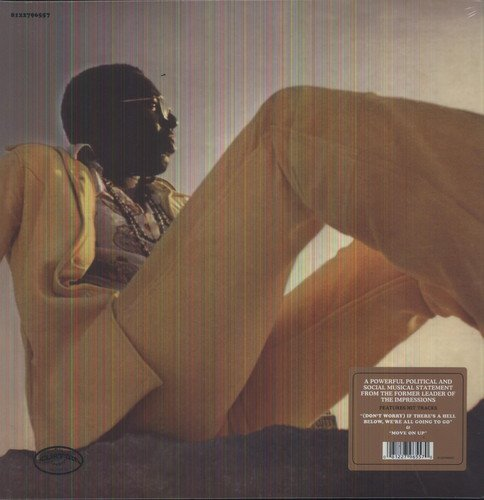 Curtis Mayfield - Curtis (2013) [FLAC] Download