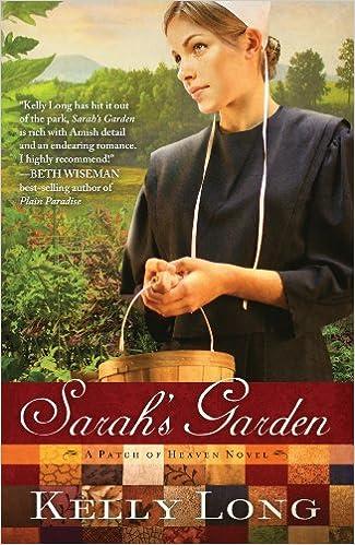 Sarah's Garden (A Patch of Heaven Novel Book 1)