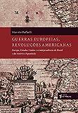 capa de Guerras Europeias, Revoluções Americanas