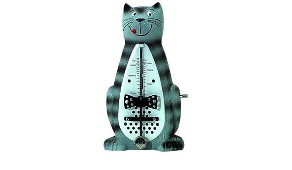 Amazon.com: METRONOMO PLASTICO - Wittner (839021) (Sistem Taktell) (Gato): Musical Instruments