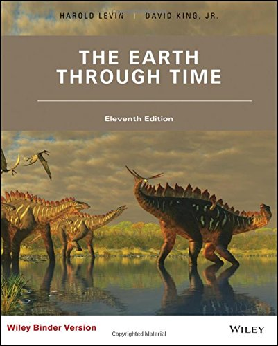 1119228344 - The Earth Through Time, Binder Ready Version