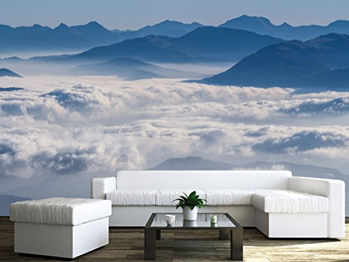 the Sea of Cloud and Mountains