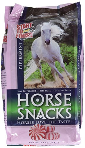 (Manna Pro-Msc 38639 Peppermint Start To Finish Horse Snack, 5 Lb)