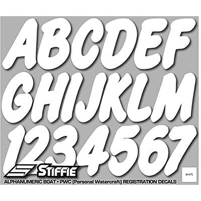 Stiffie Whip-One White 3