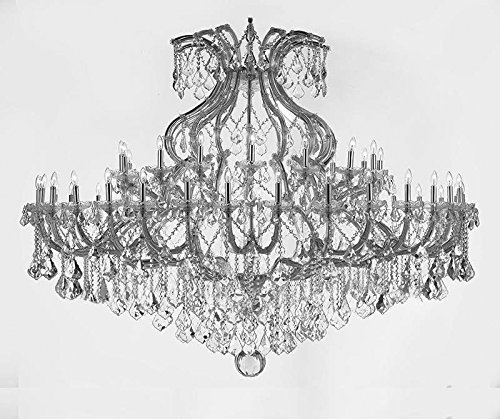 Maria Theresa Empress Crystal (tm) Chandelier Lighting H 48