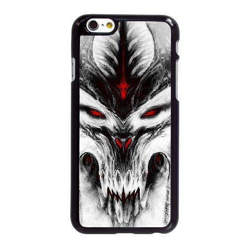 Diablo PO01FD7 coque iPhone 6 6S 4,7 pouces de mobile cas coque O1FX7E8SG