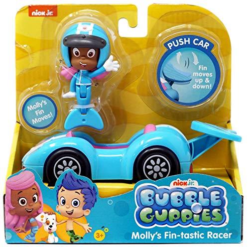 Bubble Guppies Vehicle & Molly