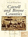 Carroll and Boone Counties by Ray Hanley front cover